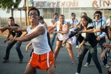 Bailando por una Managua Inclusiva